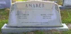 Nancy Victoria <i>Miller</i> Amaker