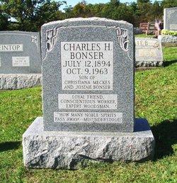 Charles H Bonser