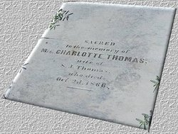Charlotte <i>Ivey</i> Thomas