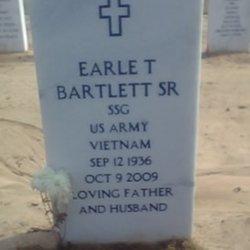 Earle Thomas Tommy Bartlett, Sr