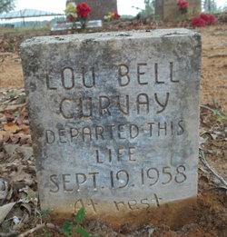 Lou Bell <i>Curvey</i> Edens