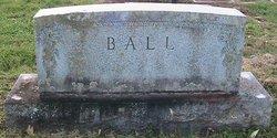 Alexander Rondeau Ball, Sr