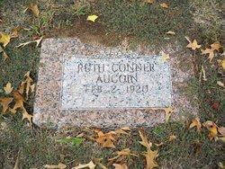 Ruth <i>Conner</i> Avcoin