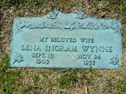 Lena <i>Ingram</i> Wynne