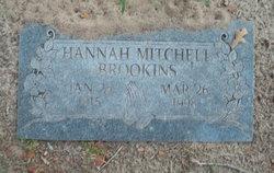 Hannah <i>Mitchell</i> Brookins