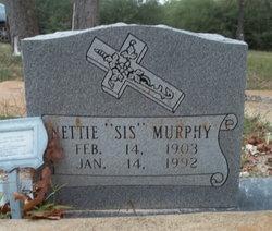 Nettie Sis <i>Hunter</i> Murphy