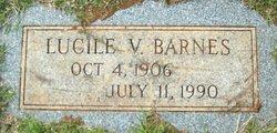Lucile <i>Viers</i> Barnes