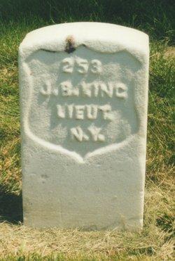 Rev John B. King