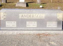 Jesse B Anderson
