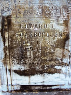 Edward Lafayette Eddie Scarborough