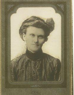 Anna Martha Emilie <i>Krohn</i> Braatz
