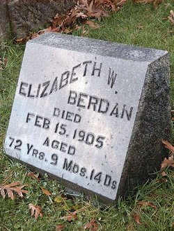 Elizabeth <i>Warner</i> Berdan