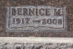 Bernice Margeritte Edna <i>Mueller</i> Eitel