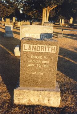 Rhuie Vitura <i>McPherson</i> Landrith