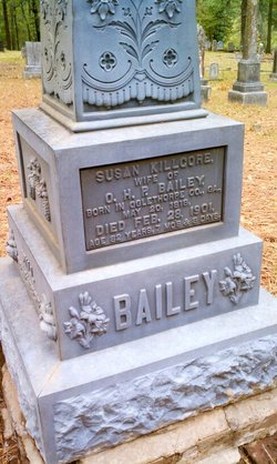 Susan <i>Kilgore</i> Bailey
