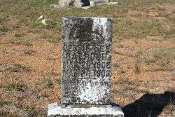 Bessie Lee Calhoun