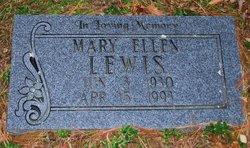 Mary Ellen Lewis