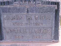 Myrtle E <i>Steers</i> Gibbs
