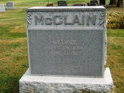 Jessie <i>O'Hara</i> McClain