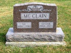 Gussie <i>O'Hara</i> McClain