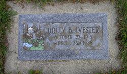 Dolly B <i>Billings</i> Ivester