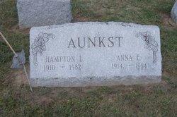 Hampton Leroy Aunkst