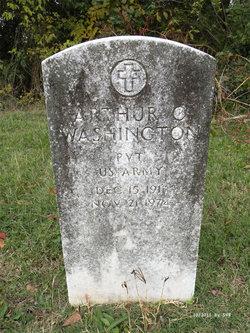 Arthur O. Washington