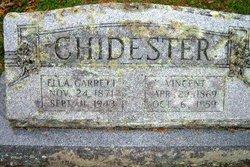 Ella <i>Garrett</i> Chidester