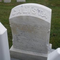 Calista S. <i>Clark</i> Annis