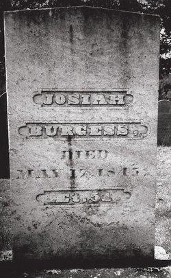 Josiah Burgess