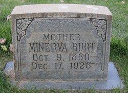 Martha Minerva <i>Hiatt</i> Burt