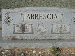 Nicholas L Abrescia