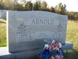 Ward G Arnold