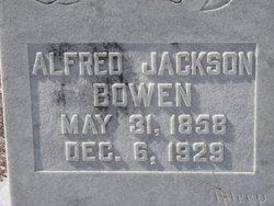 Alfred Jackson Bowen