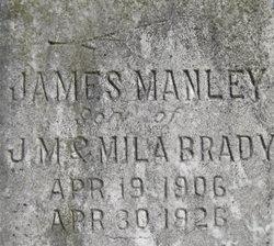 James Manley Brady