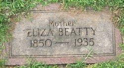 Eliza A <i>Hellman</i> Beatty