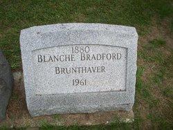 Blanche Ropp <i>Bradford</i> Brunthaver
