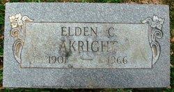 Elden Charles Akright