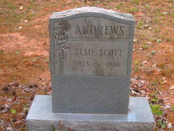 Elsie <i>Scott</i> Andrews
