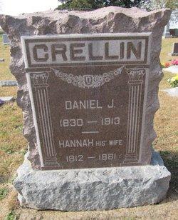 Hannah <i>Colwell</i> Crellin