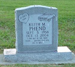 Keith M. Phend