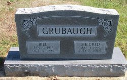 Bill Willie Grubaugh