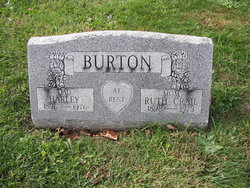 Ruth <i>Crail</i> Burton