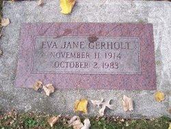 Eva Jane <i>Harms</i> Gerholt