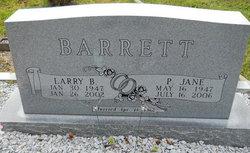 Larry B Barrett