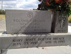 Joyce <i>Hollier</i> Breaux
