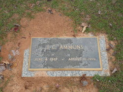 J C Ammons