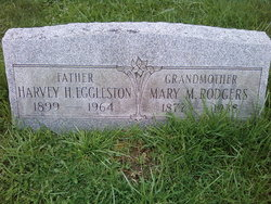 Mary Matilda May <i>Mack</i> Eggleston Rodgers