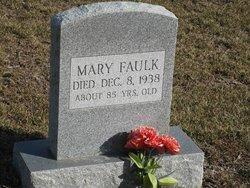 Mary Faulk
