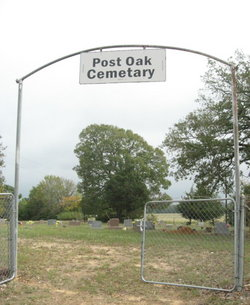 Post Oak Cemetery